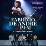 """FABRIZIO DE ANDRÉ E PFM. IL CONCERTO RITROVATO"""""""