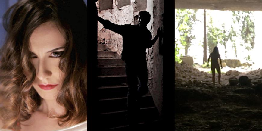 La trilogia gotica di Luca Caserta disponibile online