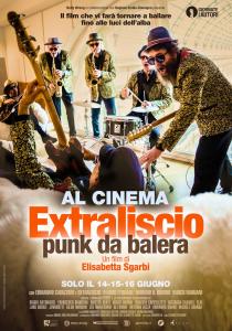 """""""EXTRALISCIO – PUNK DA BALERA."""